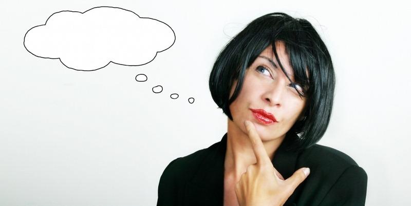 Fotos de personas que piensan, pensar, pensamiento, pensando ...