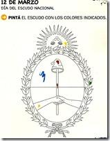 escudo argentino blogcolorear (4)