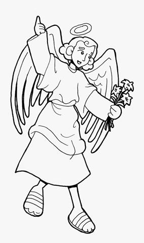 Dibujos Para Colorear De Virgenes Patronas